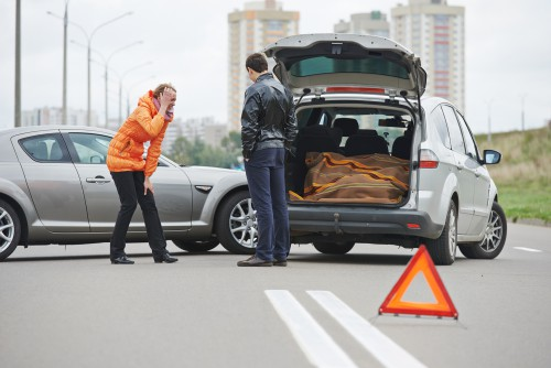 Catastrophic Injuries In Vehicle Accident