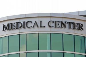 Medical Center Accident